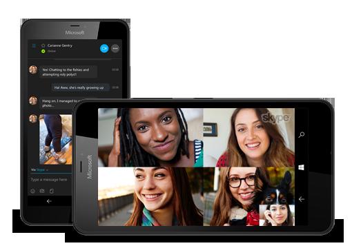 Windows 手機專用 Skype