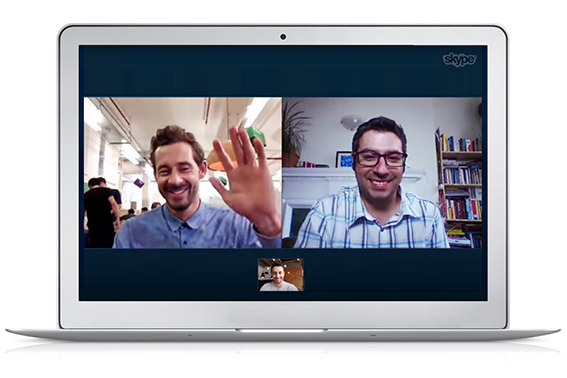 Skype pro Mac