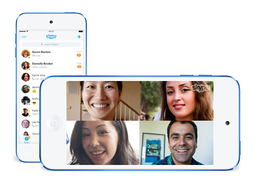 Skype per iPod touch