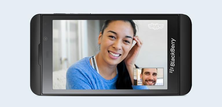 Skype for Blackberry