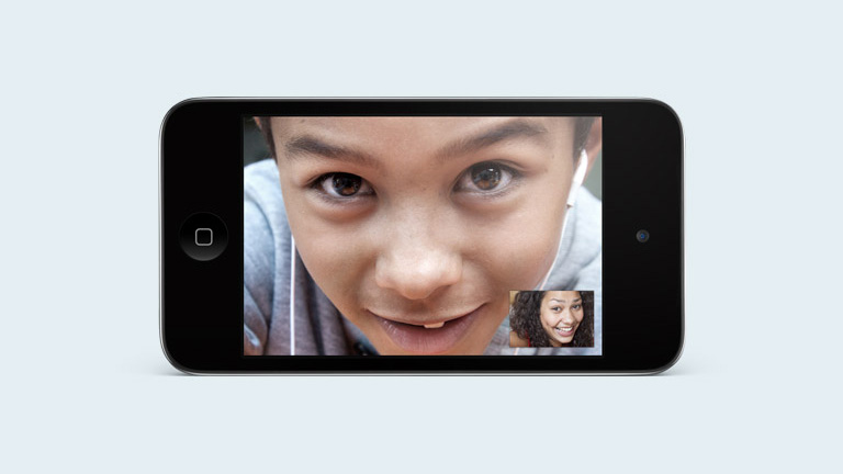 Skype for iPod touch